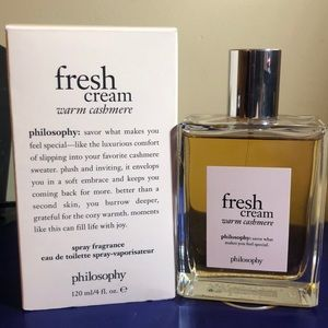 Philosophy Fresh Cream Warm Cashmere Fragrance
